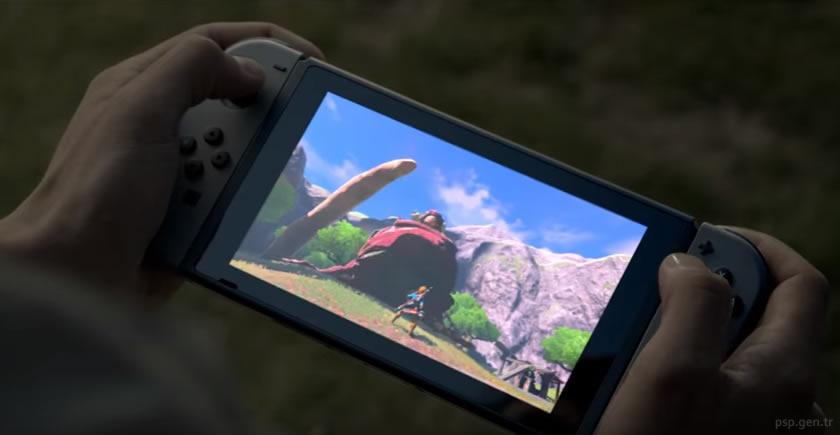 NX diye lanse edilen Nintendo Switch sonunda duyuruldu!
