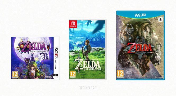 Nintendo Switch Oyunlar Kutu Karşılaştırması!