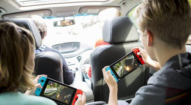 Mario Kart 8 Deluxe Nintendo Switch e geliyor!