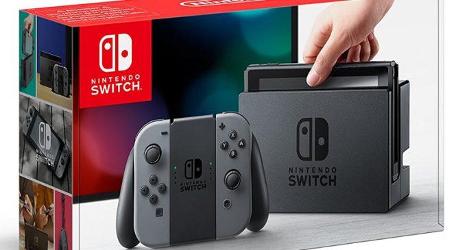 Nintendo Switch Avrupa Kutusu belli oldu! Fiyatı nedir?