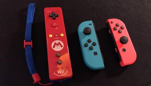 Nintendo Wii Remote ları elden çıkarmayın! Switch de joy-con la kullanabilirsiniz!