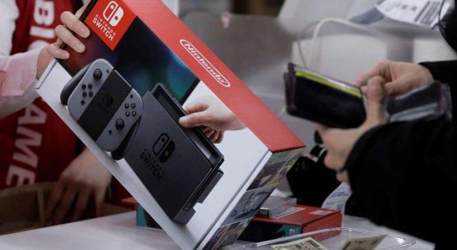 Nintendo Switch bu yıl üretim adedini 2 katına çıkardı!