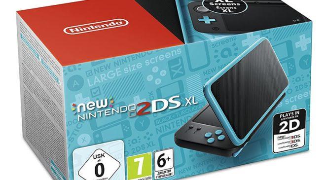 New Nintendo 2DS XL Türkiye Fiyat ve çıkış tarihi kesinleşti!