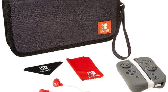 Nintendo Starter Kit Lisanslı ürünü satışta!