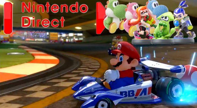 Nintendo Switch için Direct de bu hafta yeni oyunlar görücüye çıkıyor!