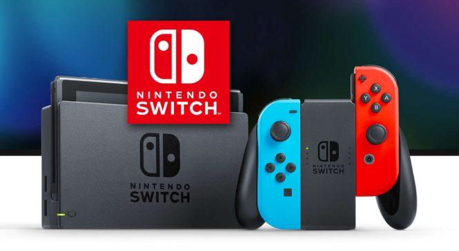 Nintendo Switch yazılım güncellemesi Yakında