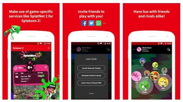 Nintendo, Switch'e özel mobil uygulaması artık yayında.