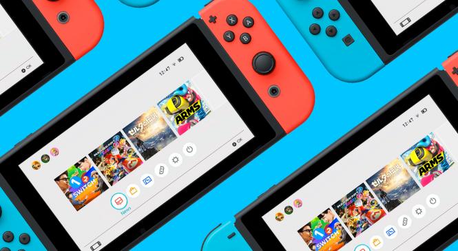 Nintendo, çeyreklik raporunda Switch'i anlattı…