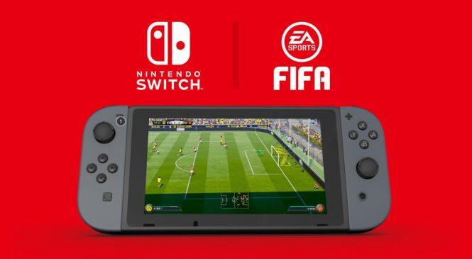FIFA 18, Nintendo Switch'in son FIFA oyunu olmayabilir