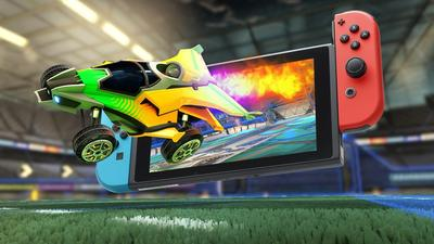 Rocket League Nintendo Switch'e geliyor
