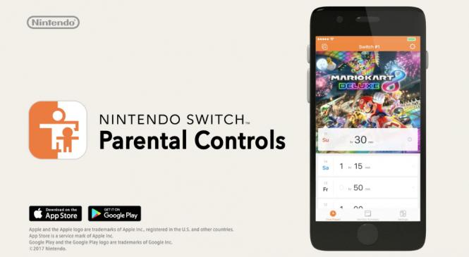 Nintendo switch Aile Kontrol Uygulaması Tanıtım