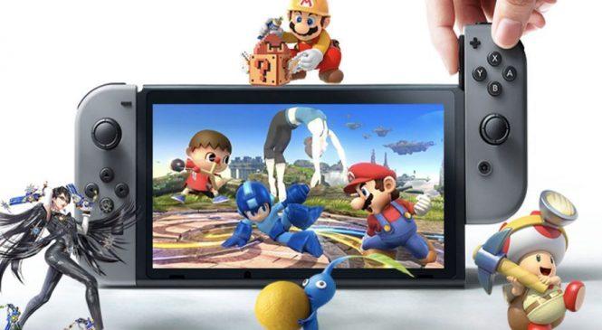 Türkiye'de en çok satılan Nintendo Switch Oyunları