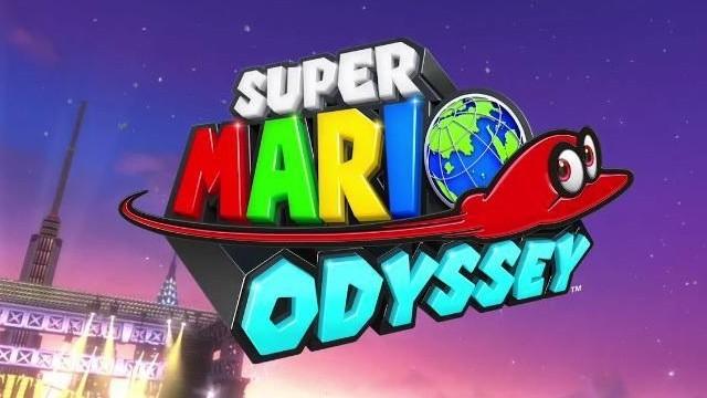 Nintendo Switch Super Mario Odyssey özel sürümü