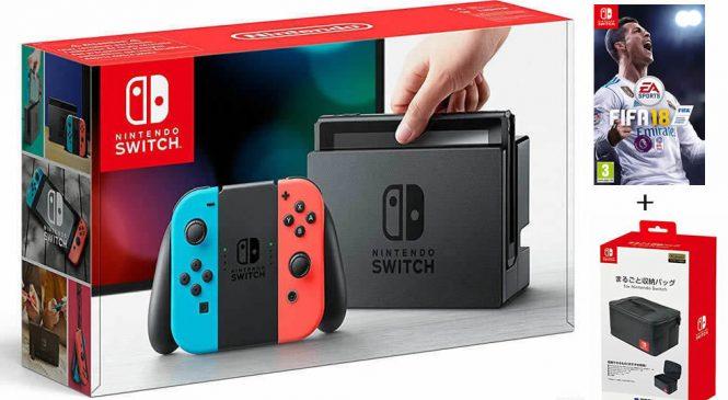 Nintendo Switch Bundle Paket Çıktı !