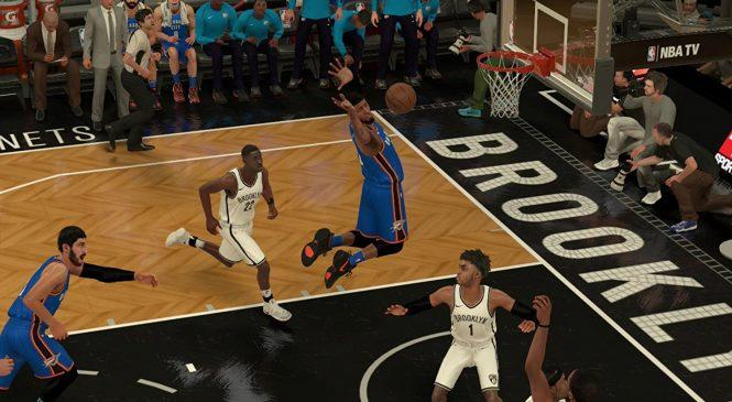 NBA 2K18 Switch Versiyonu hakkında