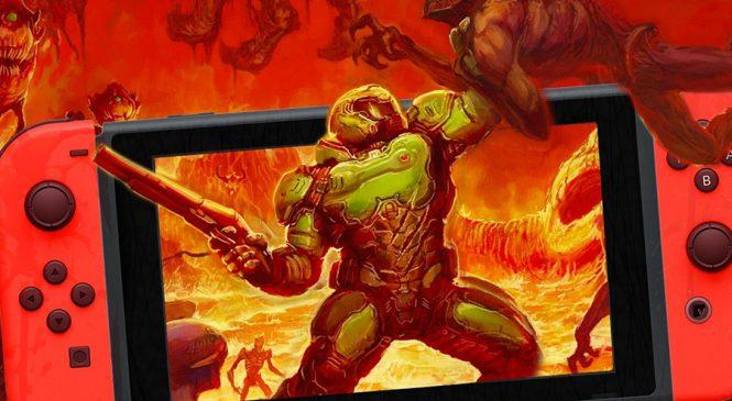 Doom'un Nintendo Switch'e Çıkış Tarihi Belli Oldu