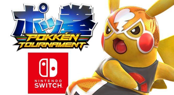 Pokken Tournament DX Nintendo Switch Oyun İncelemesi