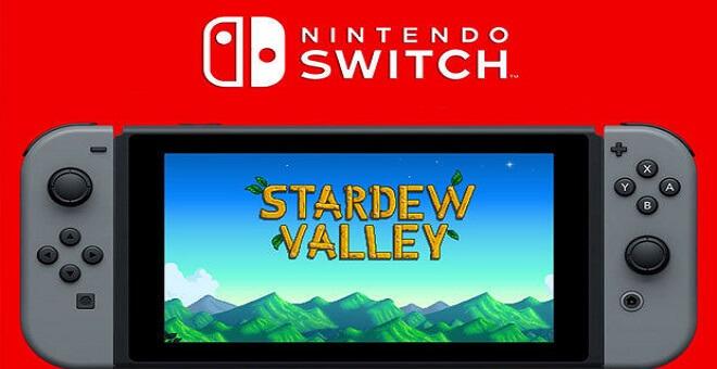 Stardew Valley Nintendo Switch'e oyunu Çıkıyor