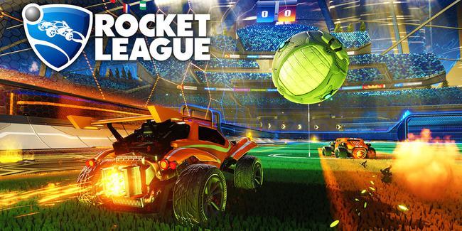 Switch ile 8 kişi ile Rocket League keyfi yaşamak mümkün