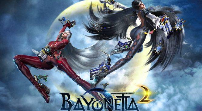 Bayonetta 2 Nintendo Switch e çıkıyor!