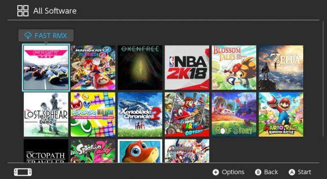 Nintendo Switch te oyunlar nasıl silinir ve yeniden yüklenir?