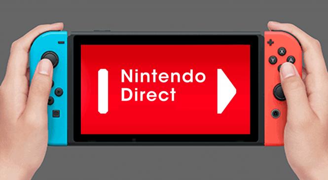 Nintendo Direct Mini'de Açıklanan Switch Oyunları Neler