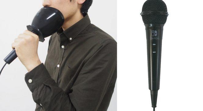 Nintendo Switch Mikrofon ve Mikrofon Başlığı Çıkıyor!