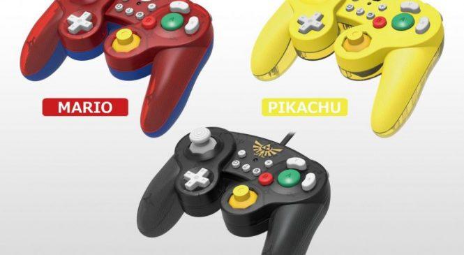 Nintendo Switch in yeni Klasik oyun kolları
