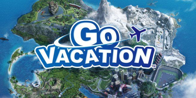 Go Vacation Nintendo Switch Ne zaman çıkacak Yeni Tanıtım videosu