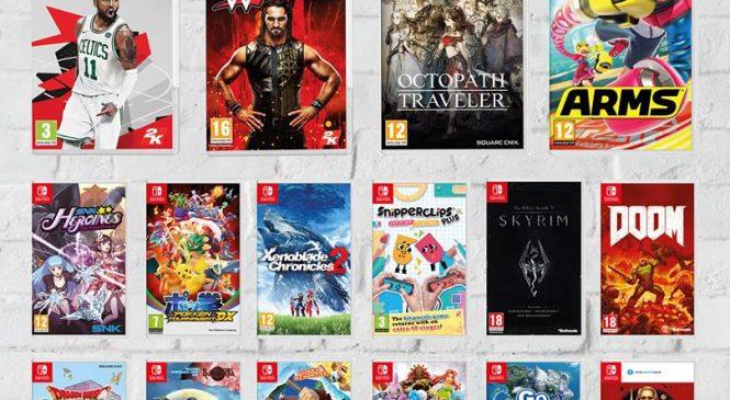 Nintendo Türkiye CD Media Sömestr İndirimleri Başladı!