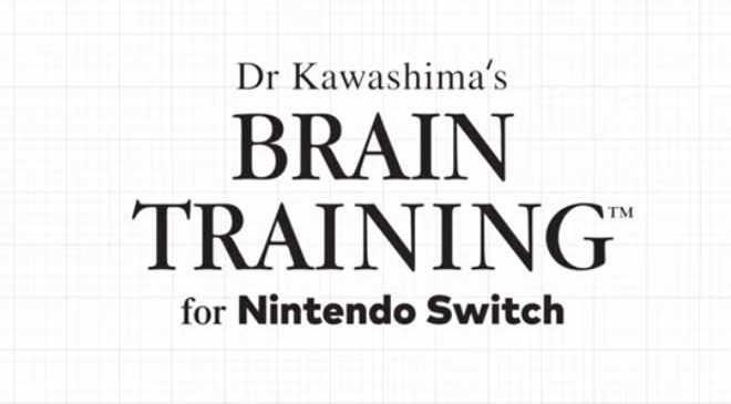 Dr Kawashima's Brain Training Nintendo Switch'e geliyor!
