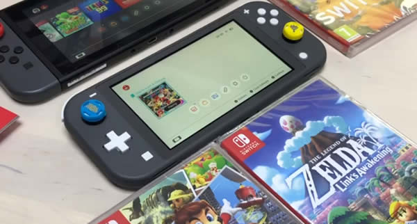 Nintendo Switch Lite Hangi Oyunları Çalıştırmaz!