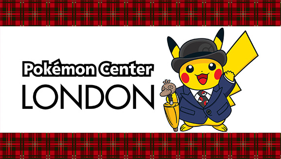 Pokemon Center Londra'da Açıldı!