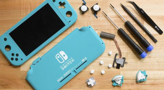 Nintendo Switch ve Nintendo Switch Lite Servis Tamir ve Onarım İşlemleri!