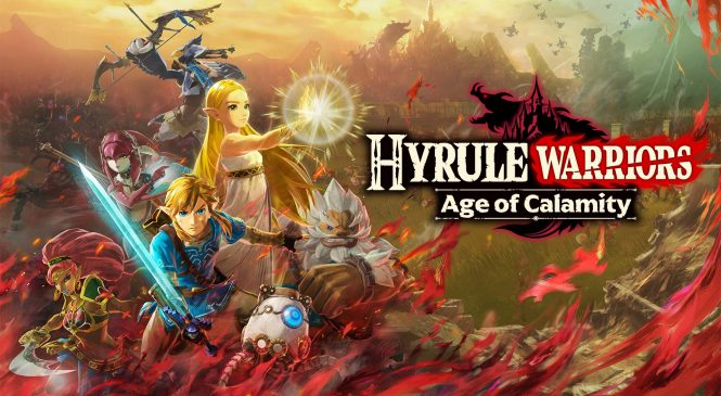HYRULE WARRIORS: AGE OF CALAMITY ÇIKTI!