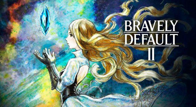 Bravely Default II Satışa Açıldı!