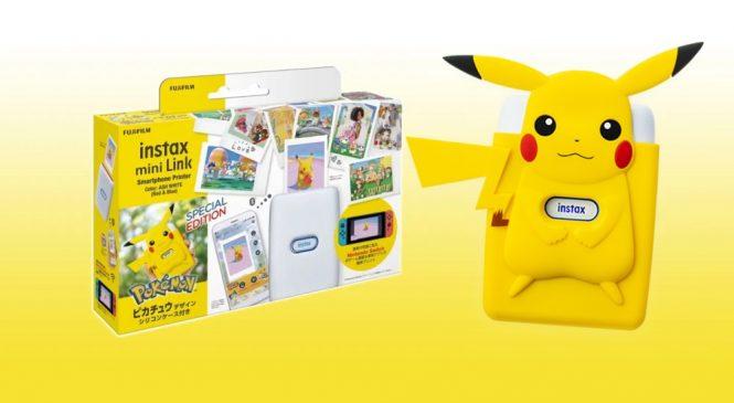 Artık New Pokemon Snap Fotoğraflarınızı Fujifilm Yazıcı ile Yazdırabilirsiniz!