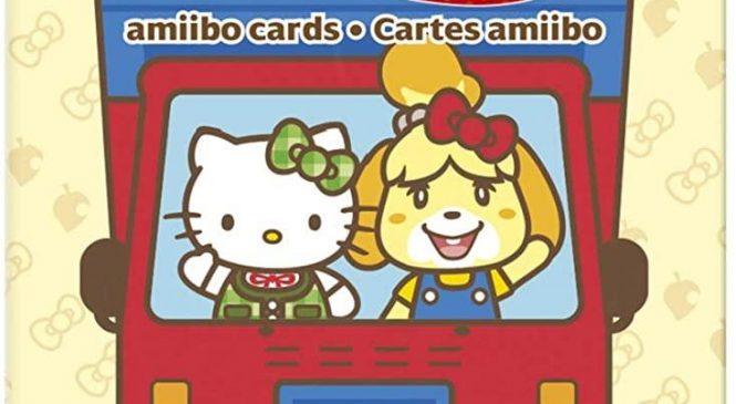 Animal Crossing Sanrio Amiibo Kartları Şimdi Türkiye'de!